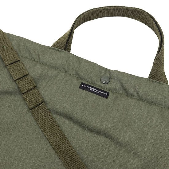 Engineered Garments[エンジニアド ガーメンツ]Carry All Tote HB Twill