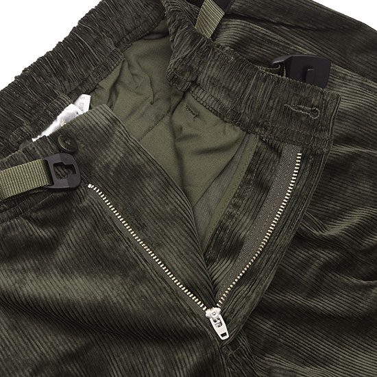 GRAMICCI[グラミチ]CORDUROY TUCK TAPERED PANTS GMP-19FF020