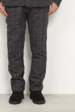 GRAMICCI[グラミチ]WOOL BREND NN-PANTS JUST CUT GMP-19F009