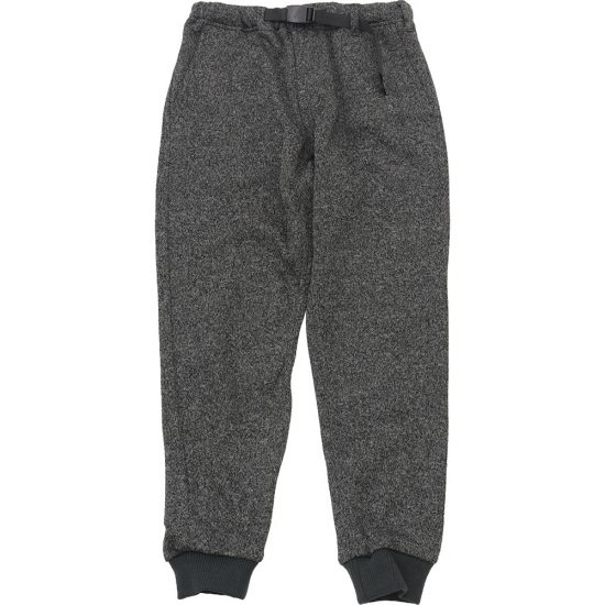 GRAMICCI[グラミチ]BONDING KNIT FLEECE NARROW RIB PANTS GUP-19F016