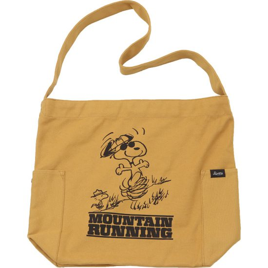 MOUNTAIN MARTIAL ARTS[マウンテンマーシャルアーツ]MMA×PEANUTS×RIVERS SHOULDER BAG MMA17-27