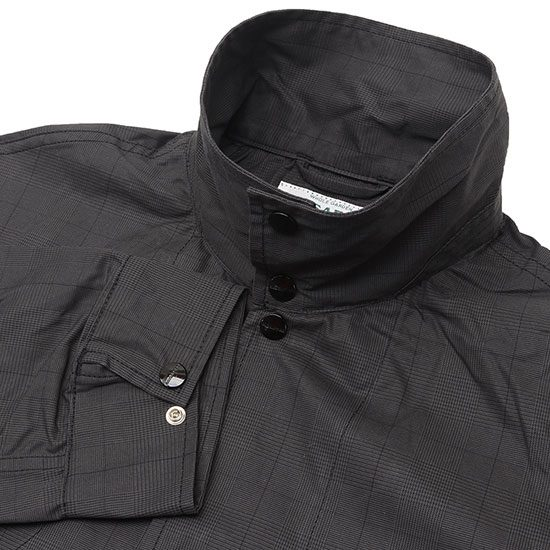 SASSAFRAS[ササフラス]Landscaper Jacket SF-191496 Glen Check