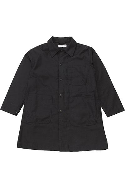 Engineered Garments[エンジニアド ガーメンツ]Workaday ShopCoat Reversed Sateen