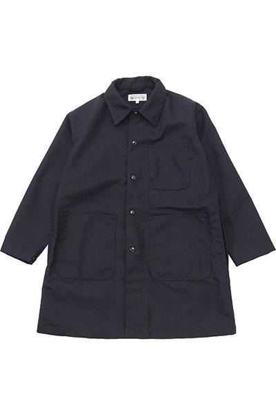Engineered Garments[エンジニアド ガーメンツ]Workaday ShopCoat Acrylic Wool Serge