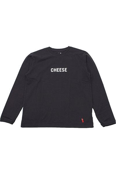 grown in the sun[グローンインザサン]Long Sleeve T-Shirts CHEESE BURGER