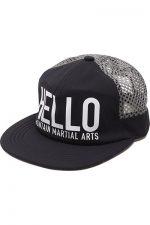 MOUNTAIN MARTIAL ARTS[マウンテンマーシャルアーツ]Hello Mesh Cap MMA17-22