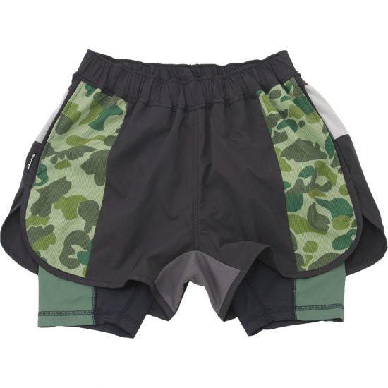 MOUNTAIN MARTIAL ARTS[マウンテンマーシャルアーツ]MMA Side Slit Run Pants Plus MMA17-10