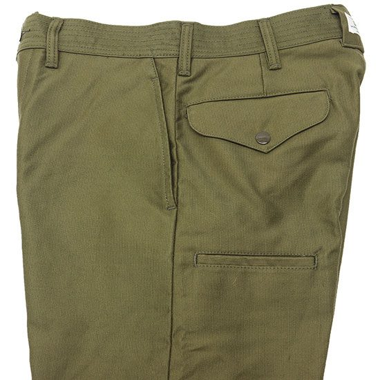 SASSAFRAS[ササフラス]Green Thumb Pants Cordlane
