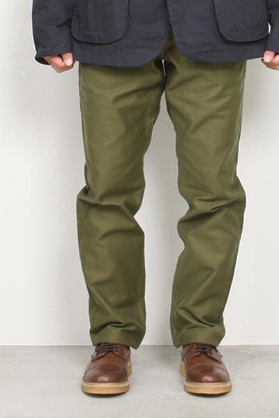 SASSAFRAS[ササフラス]Green Thumb Pants Cordlane
