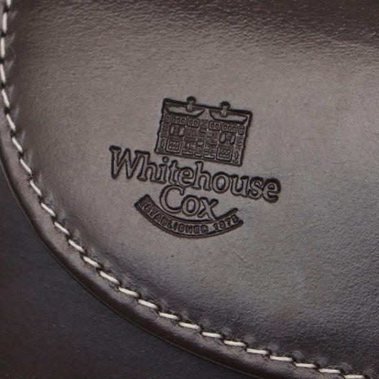 Whitehouse Cox[ホワイトハウスコックス]S7660 3つ折ウォレット ホリデーライン2019/2020
