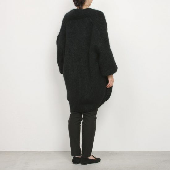 nowos[ノーウォス]Mohair knit gown 4902004679