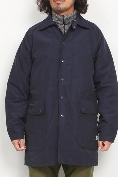 SASSAFRAS[ササフラス]Fall Leaf Coat+ 60/40 SF-191515