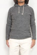 Kepani[ケパニ]Hooded Pull Over Long Sleeve T KP9935MS