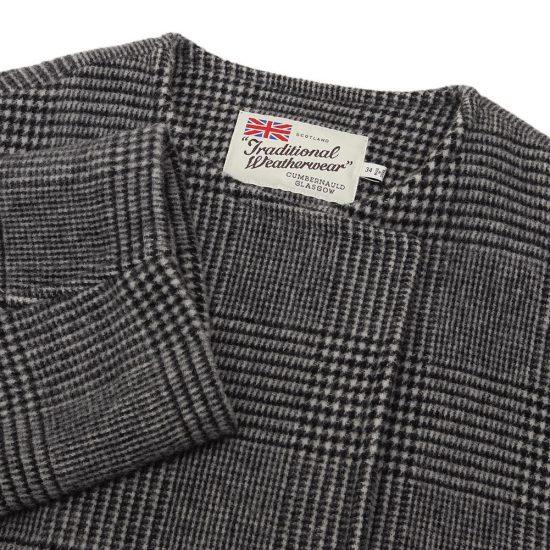 Traditional Weatherwear[トラディショナルウェザーウェア]ARKLEY ノーカラーコート L192APFCO0176BM