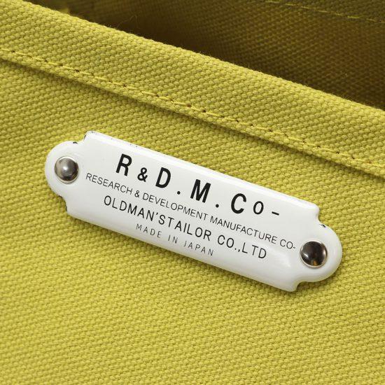 OLDMAN'S TAILOR/R&D.M.Co-[オールドマンズテーラー]TOTE BAG (S) NO.011