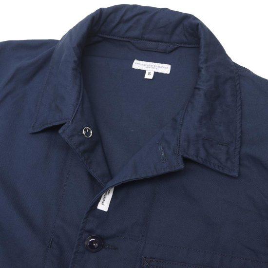 Engineered Garments[エンジニアド ガーメンツ]WORK JACKET 6.5oz FLAT TWILL
