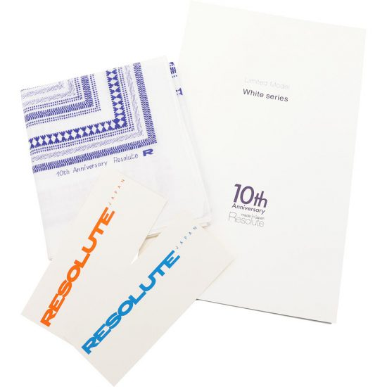 RESOLTE[リゾルト]710 10th Anniversary