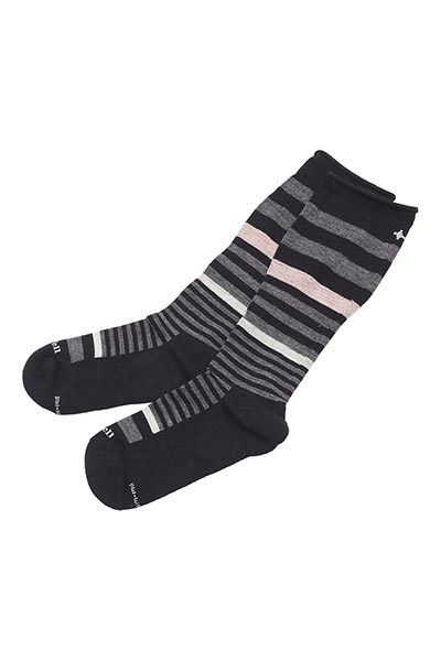 SockWell[ソックウェル]Orbital Stripe SW28W(LADIES)