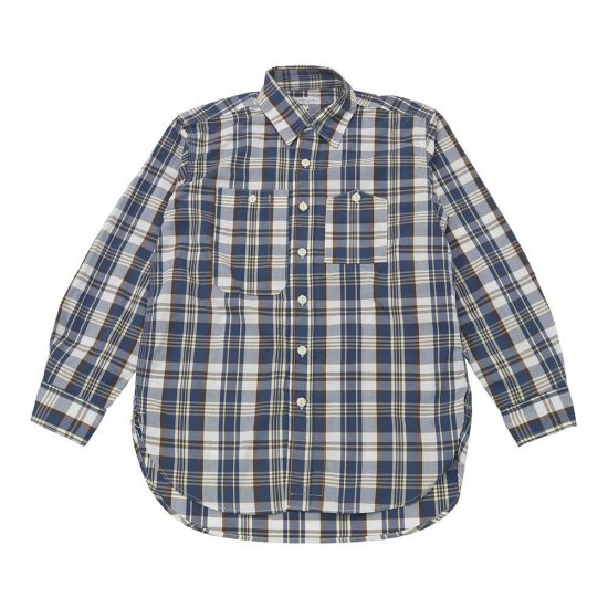 Engineered Garments[エンジニアド ガーメンツ]WORK SHIRT PLAID BROADCLOTH
