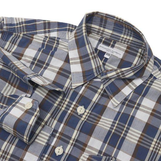 Engineered Garments[エンジニアド ガーメンツ]WORK SHIRT PLAID BROADCLOTH