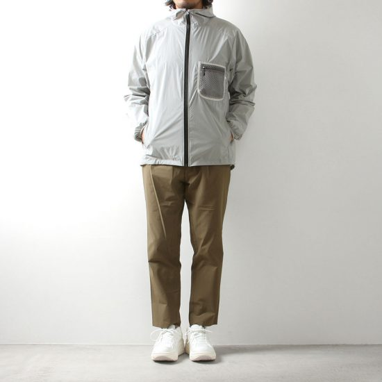 mellow people[メローピープル]Creeks Zip Parka JKT-37