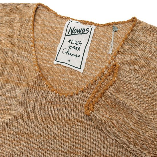 nowos[ノーウォス]Knit dress 5002005454