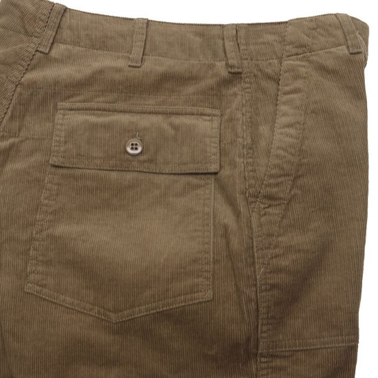 Engineered Garments[エンジニアドガーメンツ]Fatigue Short 14W Corduroy