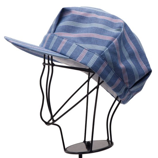Engineered Garments[エンジニアド ガーメンツ]Workaday Railroad Cap Stripes