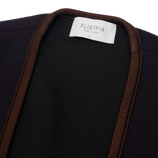 FLISTFIA[フリストフィア]Piping Cardigan HALF SLEEVE QG01016