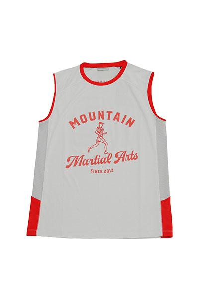 MOUNTAIN MARTIAL ARTS[マウンテンマーシャルアーツ]MMA Number12 Sleeve Less MMA17-61