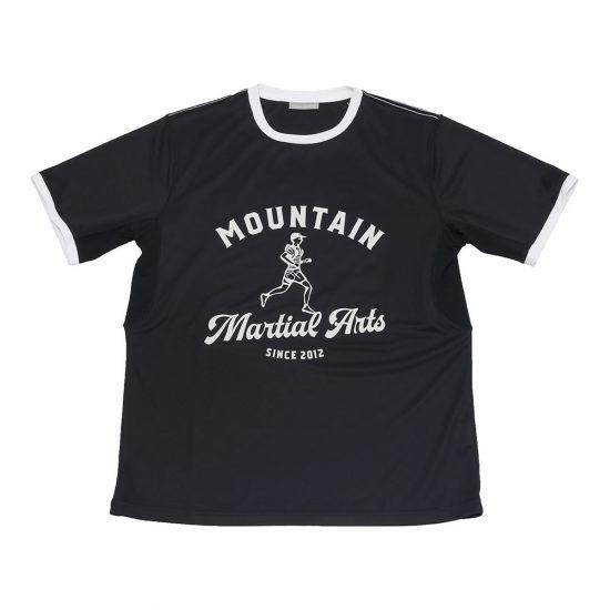 MOUNTAIN MARTIAL ARTS[マウンテンマーシャルアーツ]MMA Number12 Trim Tee MMA17-60