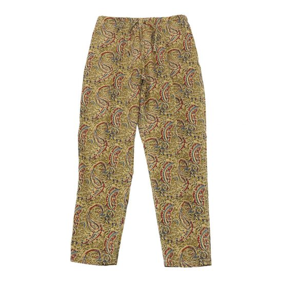 South2 West8[サウス2 ウエスト8]String Slack Pant Printed Flannel Paisley