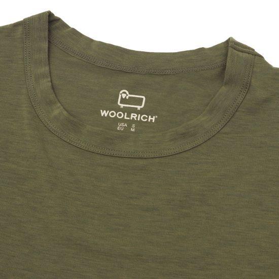 WOOLRICH OUTDOOR[ウールリッチアウトドア]HIGH STRETCH MERINO TEE WJTE0012