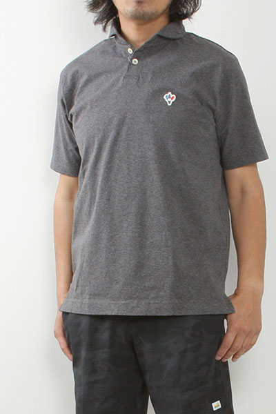 ARVOR MAREE[アルヴォマレー]SAILOR POLO HEATHER SA-P-HE