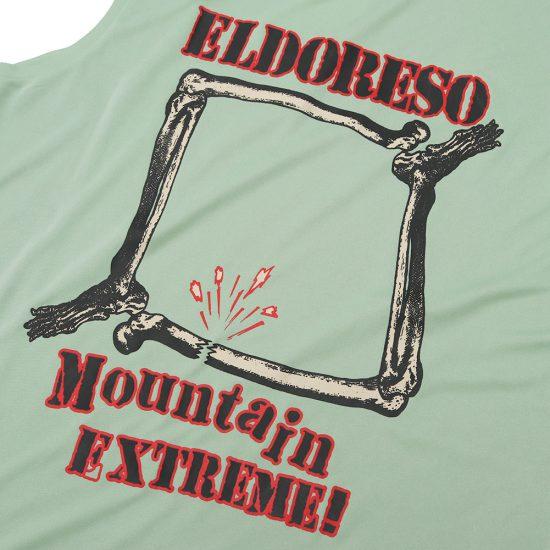(クーポン対象外)ELDORESO[エルドレッソ]Bone Frame Sleeveless E1202310 ※メール便対応可
