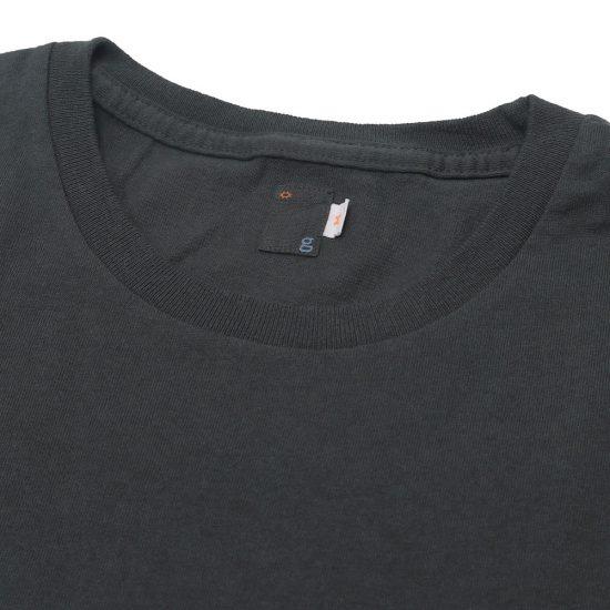 grown in the sun[グローンインザサン]Short Sleeve T-Shirts BARE FOOT