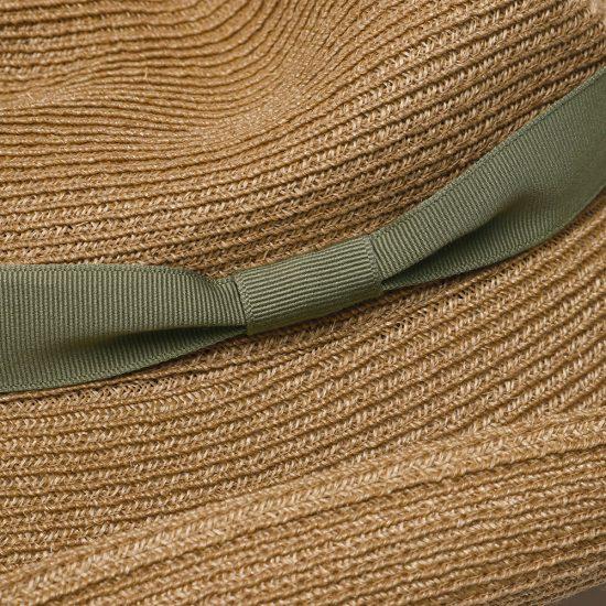 mature ha. [マチュアーハ] BOXED HAT abaca 9cm brim MBOX-201