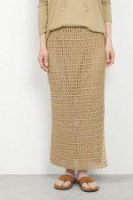 nowos[ノーウォス]Crochet skirt 5002005450