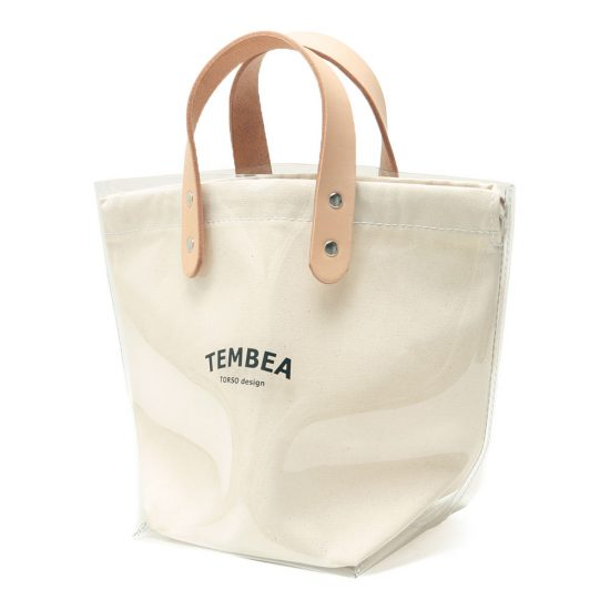 TEMBEA[テンベア] DELIVERY TOTE SMALL PVC TMB-1841H