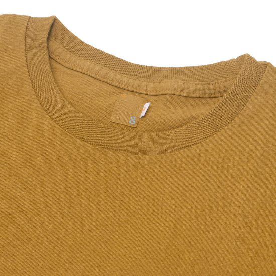 grown in the sun[グローンインザサン]Short Sleeve T-Shirts COFFEE MILK