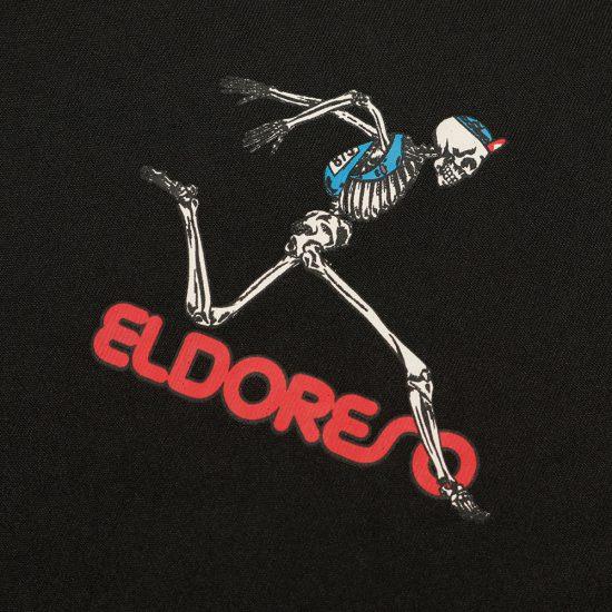 ELDORESO[エルドレッソ]Bone Runman Tee ※メール便対応可