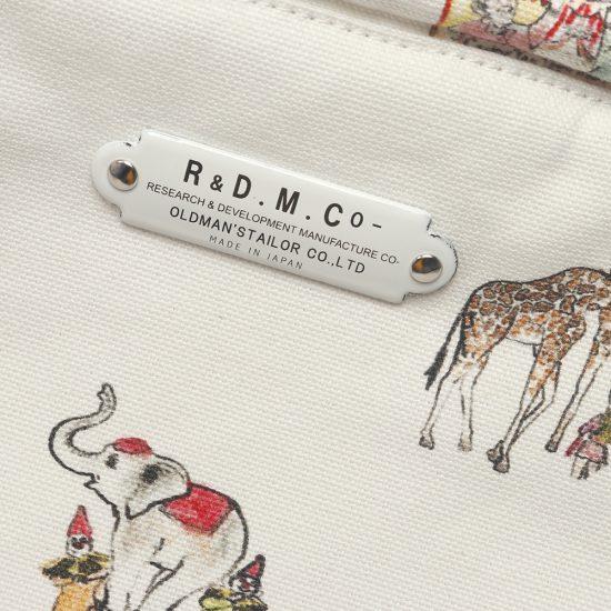 R&D.M.Co-[アール アンド ディー エム コー]CIRCUS MARCHE BAG 4285