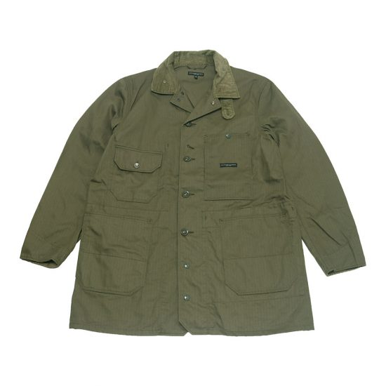 Engineered Garments[エンジニアド ガーメンツ]Long Logger Jacket HB Twill
