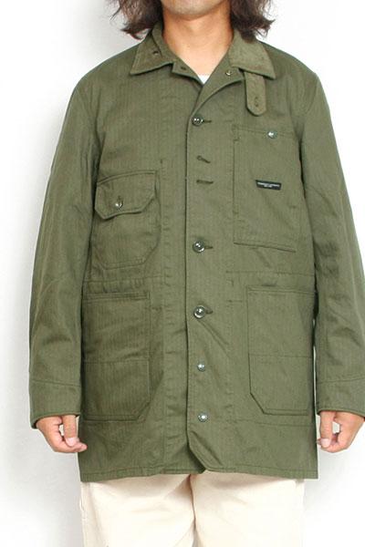Engineered Garments[エンジニアド ガーメンツ]Long Logger Jacket HB Twill