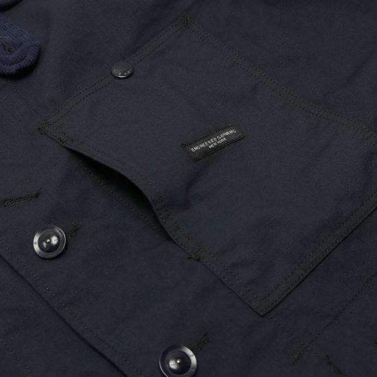 Engineered Garments[エンジニアド ガーメンツ]Long Logger Jacket Nyco Ripstop
