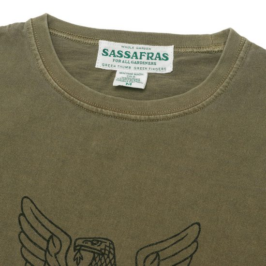 SASSAFRAS[ササフラス]Botanical Eagle Scout SF-201690