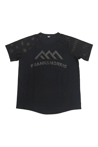 FRANK&MORRIS[フランクアンドモリス]MESH SLEEVE T