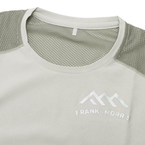FRANK&MORRIS[フランクアンドモリス]MESH SLEEVE LESS