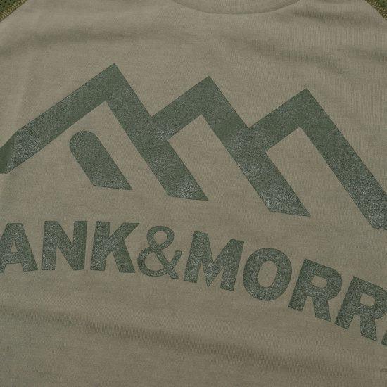 FRANK&MORRIS[フランクアンドモリス]MESH SLEEVE