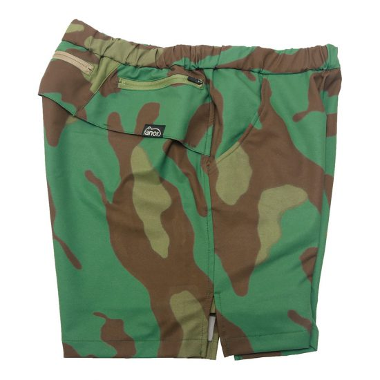 ranor[ラナー]BIC CAMOFLAGE MIDDLE SHORTS 817-1-219